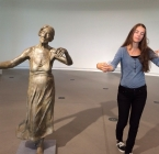 Emotion and expression in the museum.