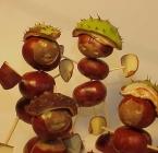 Autumn puppets