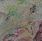 Kasteel aquarel