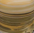 Pottenbakken met drie soorten klei tegelijk.