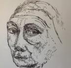 Study portret