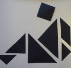 Tangram Puzzle.