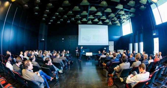 Kennisdelen tijdens Side Events op Building Holland 2019