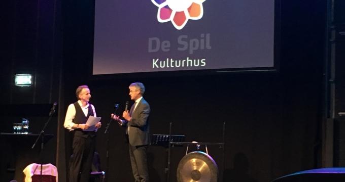 Multifunctioneel en gasloos Kulturhus geopend