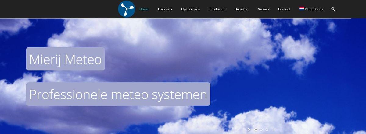 Delta OHM - Mierij Meteo: een prima combinatie!