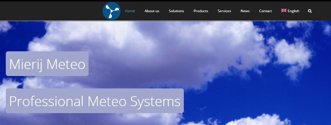 Delta OHM - Mierij Meteo: the perfect combination!