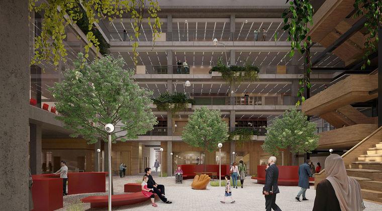 Helmond krijgt nieuw 'superstadhuis' waarin ontmoeting centraal staat
