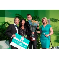Claudia Reiner wint ABN AMRO Duurzame 50