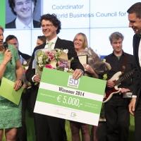 Stefan van Uffelen wint Duurzame 50 Vastgoed NL 2014