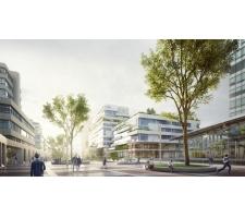 Bouw gestart van multifunctioneel gebouw Het Platform