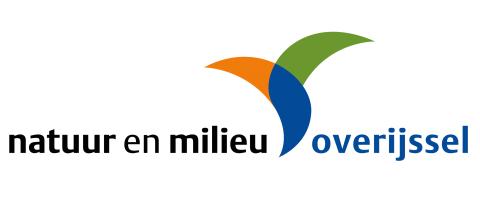 Logo Natuur en Milieu Overijssel