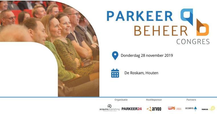Interessante sessies tijdens Parkeerbeheer Congres