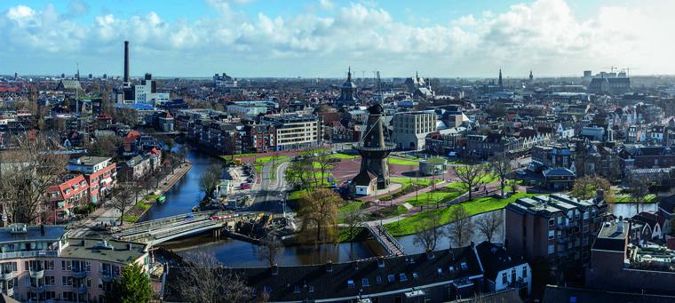 Leiden maakt werk van autoluw centrum