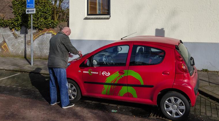 Zwolse parkeerdata zorgt voor beter beeld van de totale mobiliteit