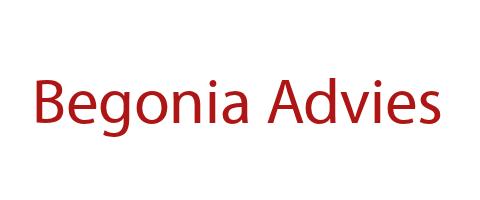 Logo Begonia advies