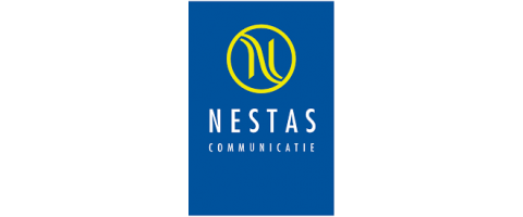Logo Nestas communicatie