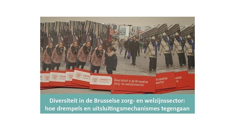 Cahier Diversiteit in de Brusselse zorg- en welzijnssector