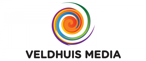 Logo Veldhuis Media