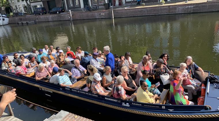 Ouderen voor ouderen in Rotterdam