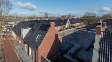 Aahof in Zwolle, eerste Knarrenhof in Nederland